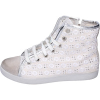 Chaussures Fille Baskets montantes Happiness BH133 Blanc