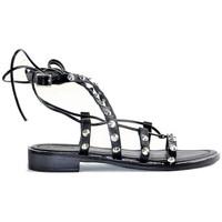 Chaussures Femme Sacs de voyage Donna Lucca CORALIE NOIR