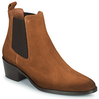 Chaussures Femme Boots Fericelli PAMINA TAN