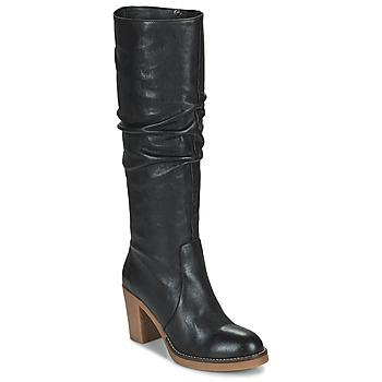 Chaussures Femme Bottes ville Fericelli PISTIL Noir
