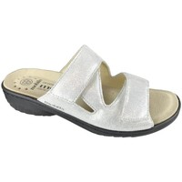 Chaussures Femme Mules Mobils By Mephisto Geva Blanc