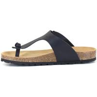 Chaussures Femme Tongs J.bradford JB-ABADIA NOIR Noir