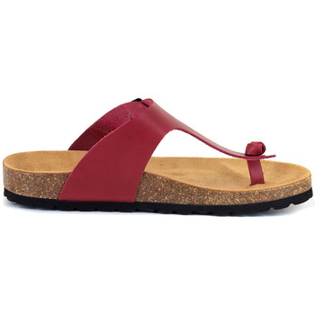Chaussures Femme Tongs J.bradford JB-ABADIA ROUGE Rouge
