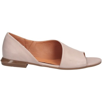 Chaussures Femme Sandales et Nu-pieds Hersuade 4002 Sandales Femme TAUPE TAUPE