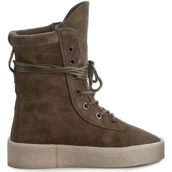 Chaussures Femme Bottines Bronx SILLA Marron