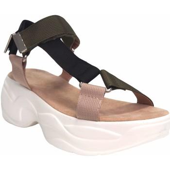 Chaussures Femme Sandales et Nu-pieds Bienve femme  1s-1202 divers Vert
