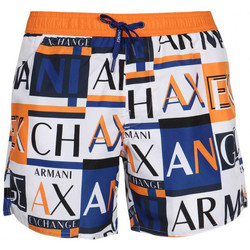 Vêtements Homme Maillots / Shorts de bain Ea7 Emporio Armani Short de bain EA7 Blanc
