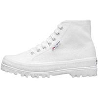 Chaussures Femme Baskets montantes Superga Basket $SKU Blanc