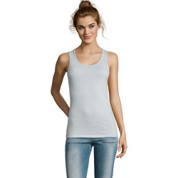 Vêtements Femme Débardeurs / T-shirts sans manche Sols Jane - CAMISETA MUJER SIN MANGAS Azul