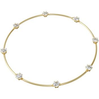 Montres & Bijoux Femme Colliers / Sautoirs Swarovski Collier ras-de-cou  Constella Jaune