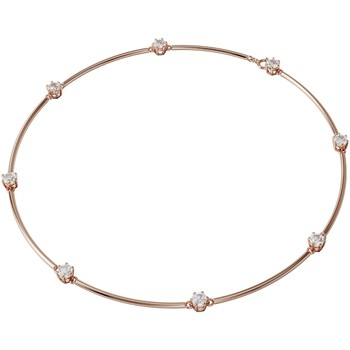 Montres & Bijoux Femme Colliers / Sautoirs Swarovski Collier  Constellar Rose