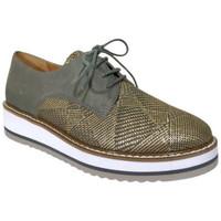 Chaussures Femme Derbies Karston Derby orplou bleu