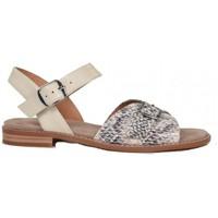 Chaussures Femme Sandales et Nu-pieds Karston Sandale Xabero Beige