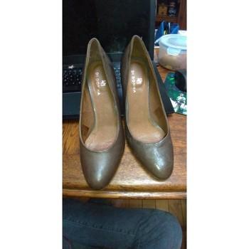 Chaussures Femme Escarpins Diadora Escarpin marron 38 tallon 8 cm Marron