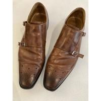Chaussures Homme Mocassins Melvin & Hamilton Chaussure en cuir homme taille 46 Marron