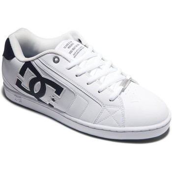 Chaussures Homme Baskets basses DC Shoes Baskets - Net Le Blanc