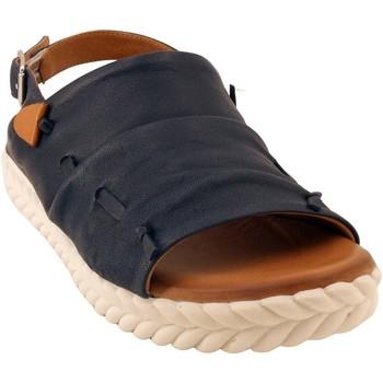 Chaussures Femme Sandales et Nu-pieds Coco & Abricot V1463A-SAINTLAURENCE Bleu