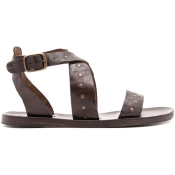 Chaussures Femme Sandales et Nu-pieds Il Giglio D'oro 216/B MARRONE