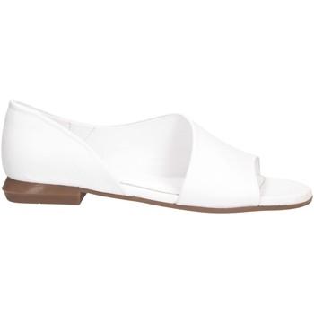 Chaussures Femme Sandales et Nu-pieds Hersuade 4002 Sandales Femme blanc blanc