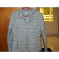 Vêtements Femme Doudounes Attrait Paris doudoune bleu clair Bleu