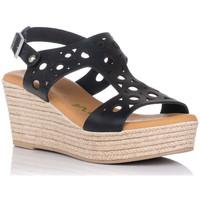 Chaussures Femme Sandales et Nu-pieds Zapp 4705 Noir