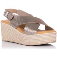 Chaussures Femme Sandales et Nu-pieds Zapp 4722 Doré