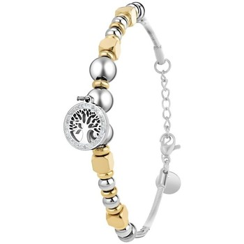 Montres & Bijoux Femme Bracelets Sc Crystal B2765 Argenté
