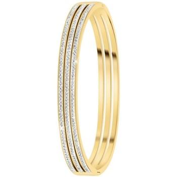 Montres & Bijoux Femme Bracelets Sc Crystal B2822-DORE Doré