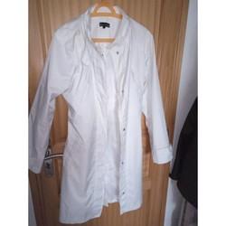 Vêtements Femme Trenchs Kookaï JOLI IMPERMEABLE BLANC Blanc