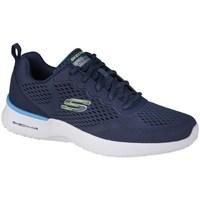Chaussures Homme Baskets basses Skechers Skechair Dynamight Bleu marine