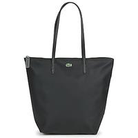 Sacs Femme Cabas / Sacs shopping Lacoste L.12.12 CONCEPT LONG Noir