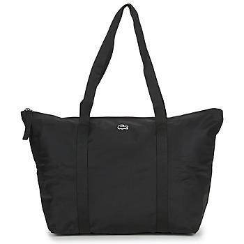 Sacs Femme Cabas / Sacs shopping Lacoste JEANNE LARGE Noir