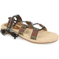 Chaussures Femme Sandales et Nu-pieds Ainy 8161 Negro