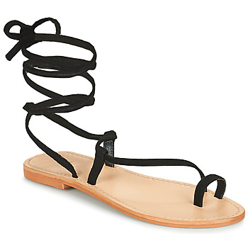 Chaussures Femme Sandales et Nu-pieds Jonak WALT Noir