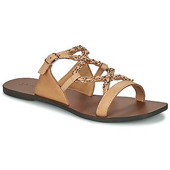 Chaussures Femme Sandales et Nu-pieds Jonak IVANA Beige