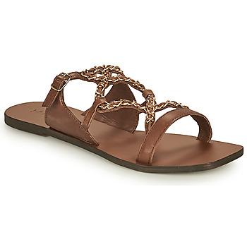 Chaussures Femme Sandales et Nu-pieds Jonak IVANA Marron
