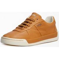 Chaussures Homme Baskets basses Guess FM7STRLEA12 sneakers Brown