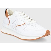 Chaussures Homme Baskets basses Guess FM7MADLEA12 White