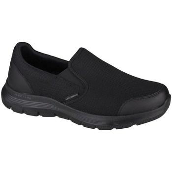 Chaussures Homme Slip ons Skechers Flex Advantage 40 Noir