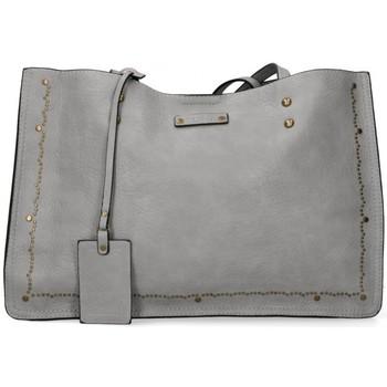 Sacs Femme Sacs porté épaule Luna Collection 53898 Gris