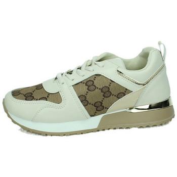 Chaussures Femme Baskets basses Demax  Beige