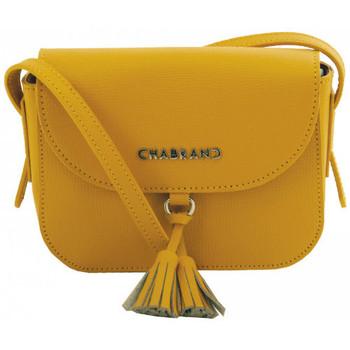 Sacs Femme Besaces Chabrand Porté travers 52735551 jaune