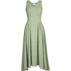 Vêtements Femme Robes longues Chic Star 86235 Vert