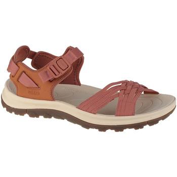 Chaussures Femme Sandales sport Keen Wms Terradora II Open Toe Rose