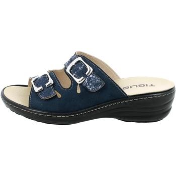 Chaussures Femme Mules Tiglio 2701.06_35 Bleu
