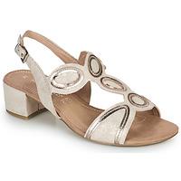 Chaussures Femme Sandales et Nu-pieds Marco Tozzi ANTHINEA Rose