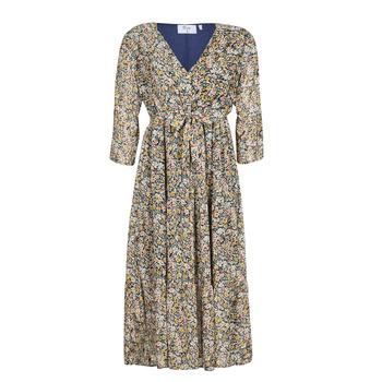 Vêtements Femme Robes longues Betty London  Multicolore