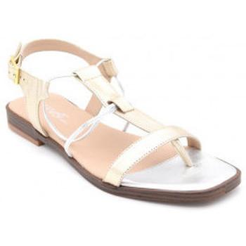 Chaussures Femme Sandales et Nu-pieds Reqin's frankie eclat Argenté