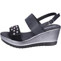 Chaussures Femme Sandales et Nu-pieds Fascino Donna BH167 Noir