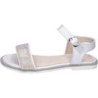 Chaussures Fille Sandales et Nu-pieds Fiorucci BH173 Argenté